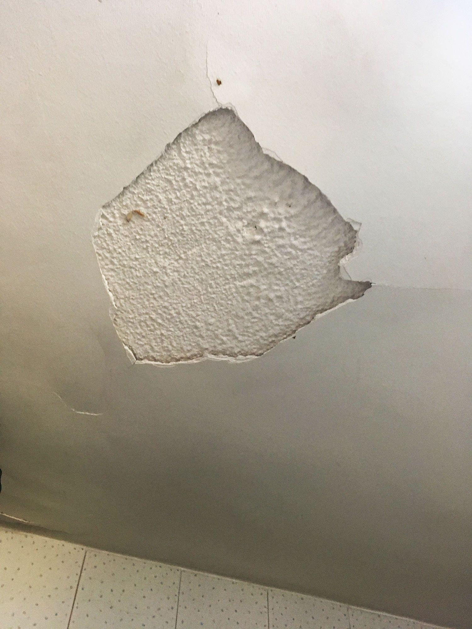 reparando paret